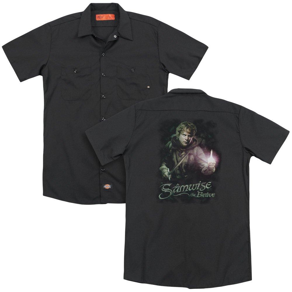 Lor Samwise The Brave Adult Work Shirt
