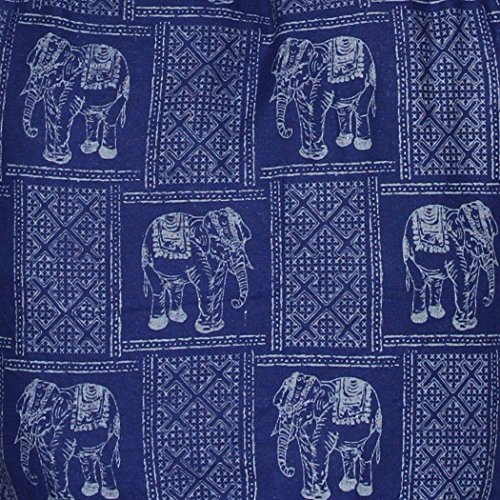 Hippie Matrix Shoulder Hobo Darkblue Bag Hipster Bohemian Crossbody Elephant Boho Pwp5q6