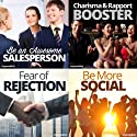 The #1 Salesperson Hypnosis Bundle: Become a World-Class Selling Machine, using Hypnosis Speech by  Hypnosis Live Narrated by  Hypnosis Live