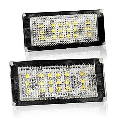 LED Kennzeichenbeleuchtung mit Zulassung Canbus Plug/&Play V-030101