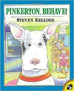 Pinkerton Dog