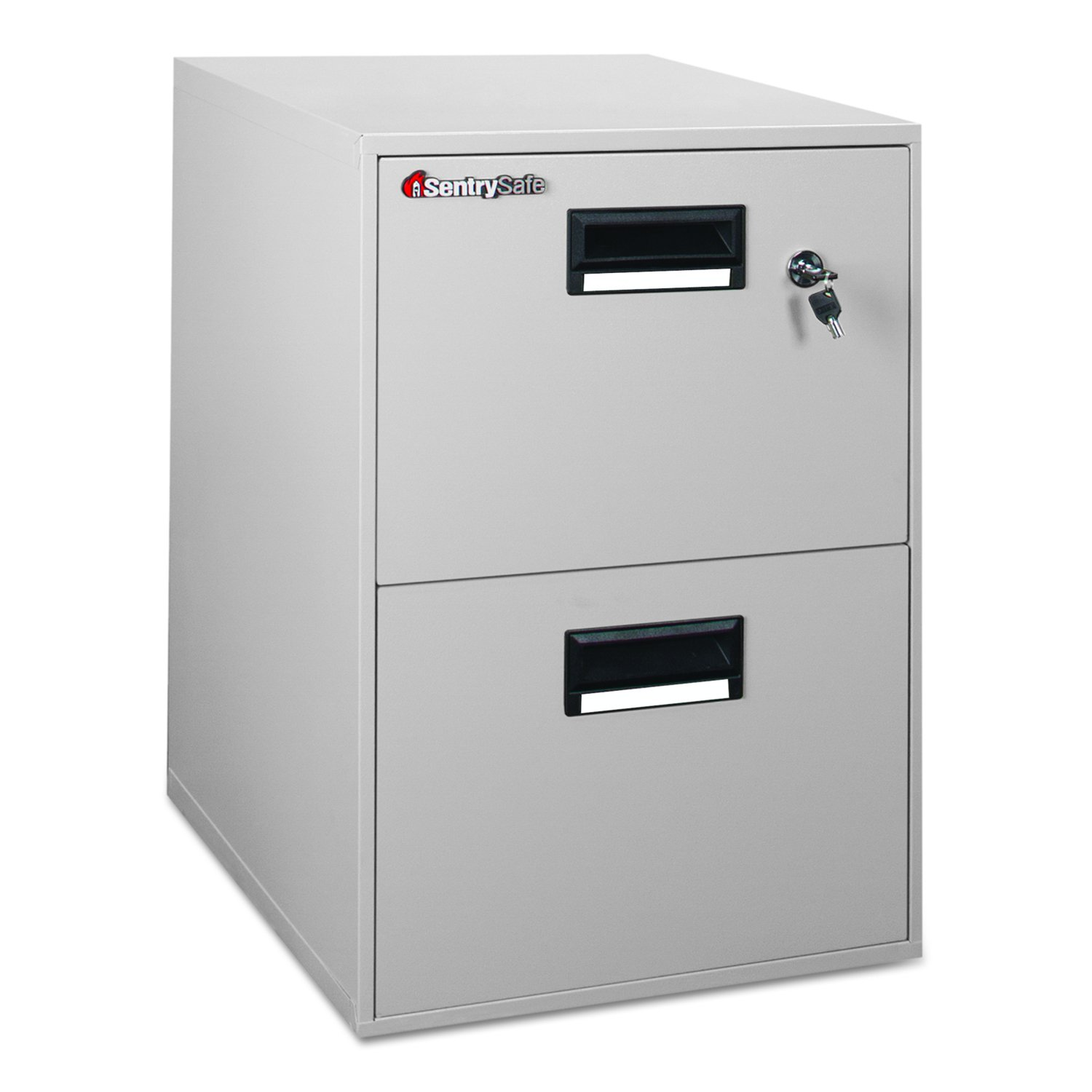 Sentry Safe Fire-Safe File 2.08 Cubic Feet, Putty Color - Cabinet ...