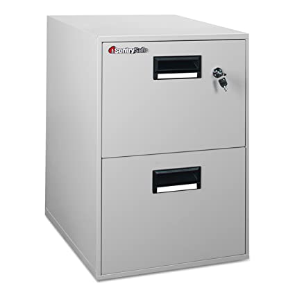 Attractive Sentry Safe Fire Safe File 2.08 Cubic Feet, Putty Color