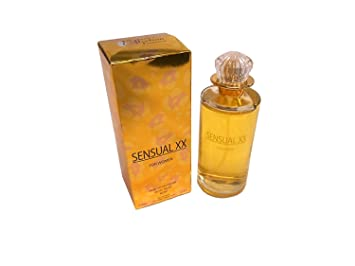 Scent woman sensuality has smell