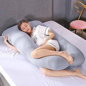 Seitenschläferkissen// Stillkissen// Kissen für schwangere Frauen