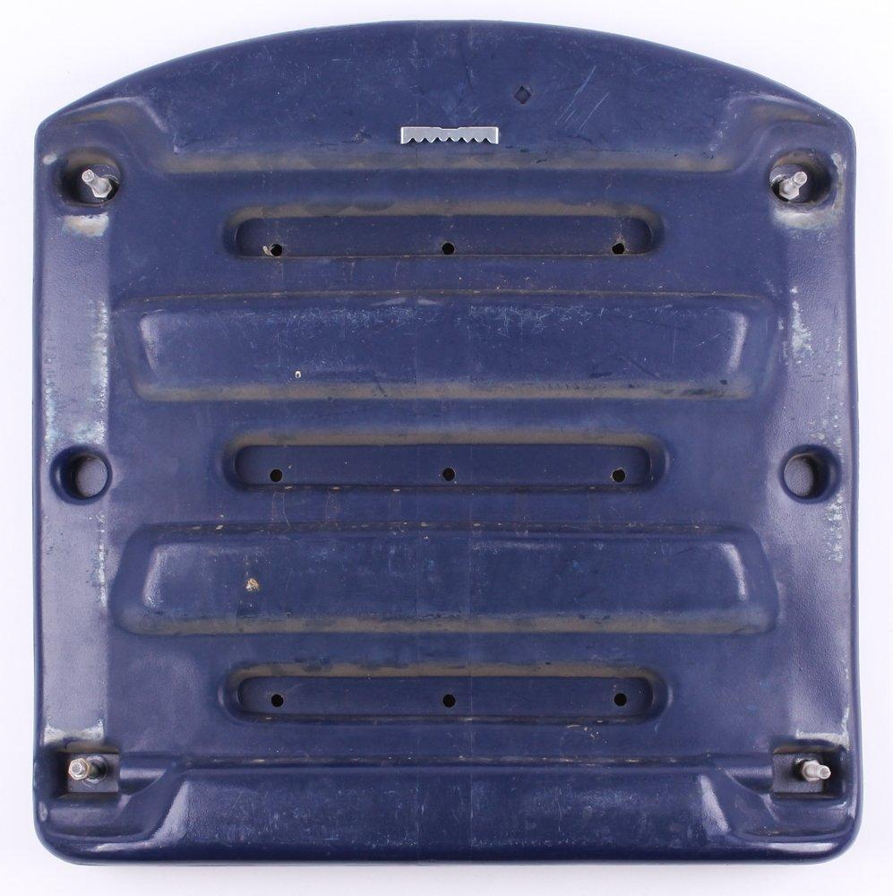 Cowboy House Hologram Dallas Cowboys Doomsday Defense Authentic Texas Stadium Game-Used Seat Bottom
