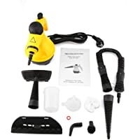 Delicacygoodsae Multi Purpose Electric Steam Cleaner Portable Handheld Steamer Household Cleaner Attachments Kitchen Brush Tool