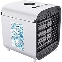 Nifogo Air Mini Cooler luchtkoeler, 3-in-1 mobiele airconditioner, luchtbevochtiger, luchtreiniger…