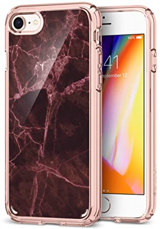 new product f302b 33a65 iPhone 8 Case, iPhone 7 Case Spigen [Ultra Hybrid] [2nd Gen] iPhone 7 Case  Cover Mil-Grade Protection, Reinforced Camera Protection and Air Cushion ...