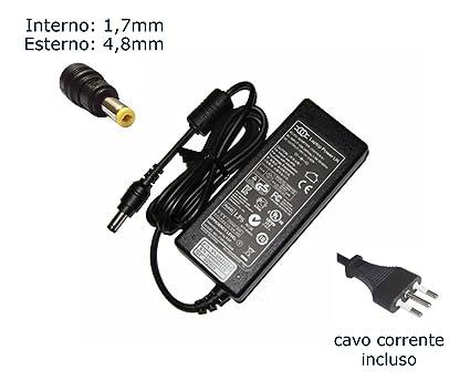 Cargador de portátil HP Mini 110 - 1130SL 110 - 1131DX 110 ...