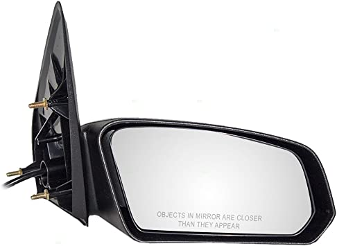 New Door Mirror Glass Replacement Passenger Side For Saturn ION 03-07