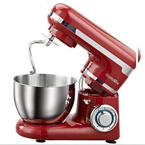 Vacoomcom Mezclador Robot de Cocina (1200 W, 3 Herramientas de ...