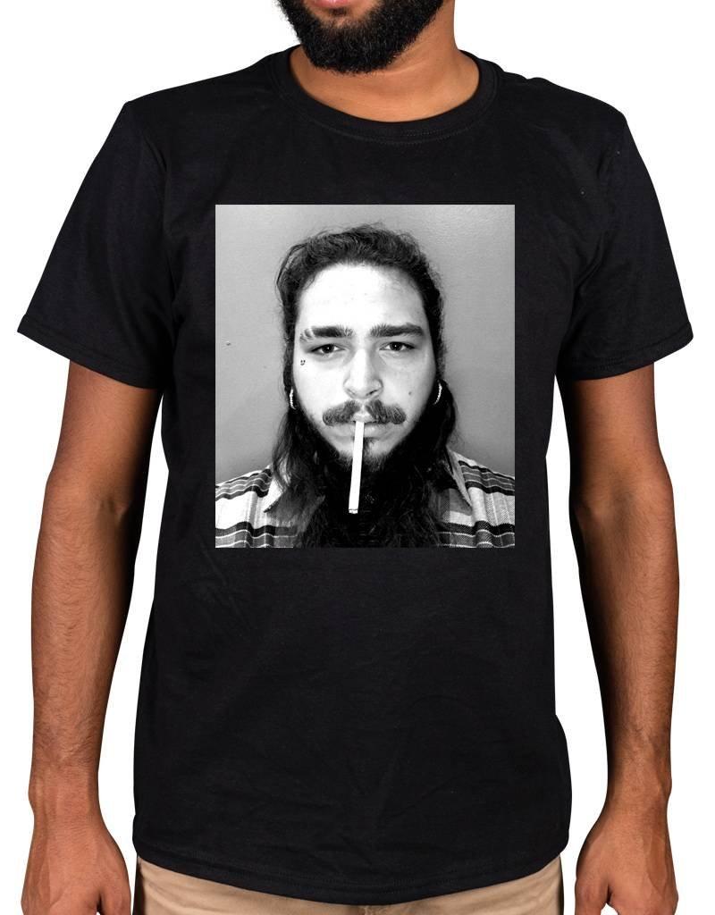 Ulterior Clothing Post Malone Cigarette Tshirt 21 Savage Iverson