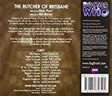 Front cover for the book The Butcher of Brisbane by Marc Platt