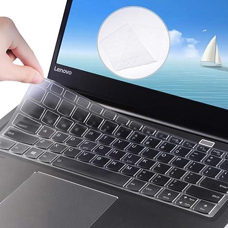 2 Pack] Cubierta para Teclado para portátil Lenovo Yoga 920 ...