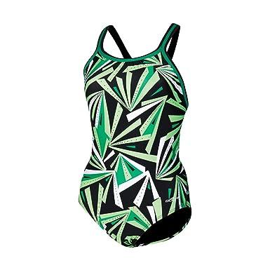 cfe76764b5fd9 Amazon.com: Dolfin Spyker Xtra Sleek Eco DBX Back Female: Clothing