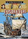 Les explorateurs par Casali