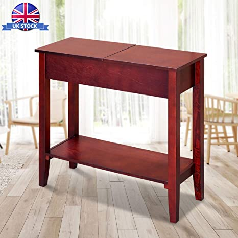 Generic Home Furniturets - Mesa Auxiliar de Madera para ...
