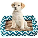 Alfombrilla de refrigeración para mascotas con patrón de ondas, de Jannyshop, suave para mascotas