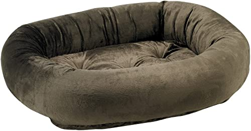 Bowsers Donut Bed, Large, Brown Teddy
