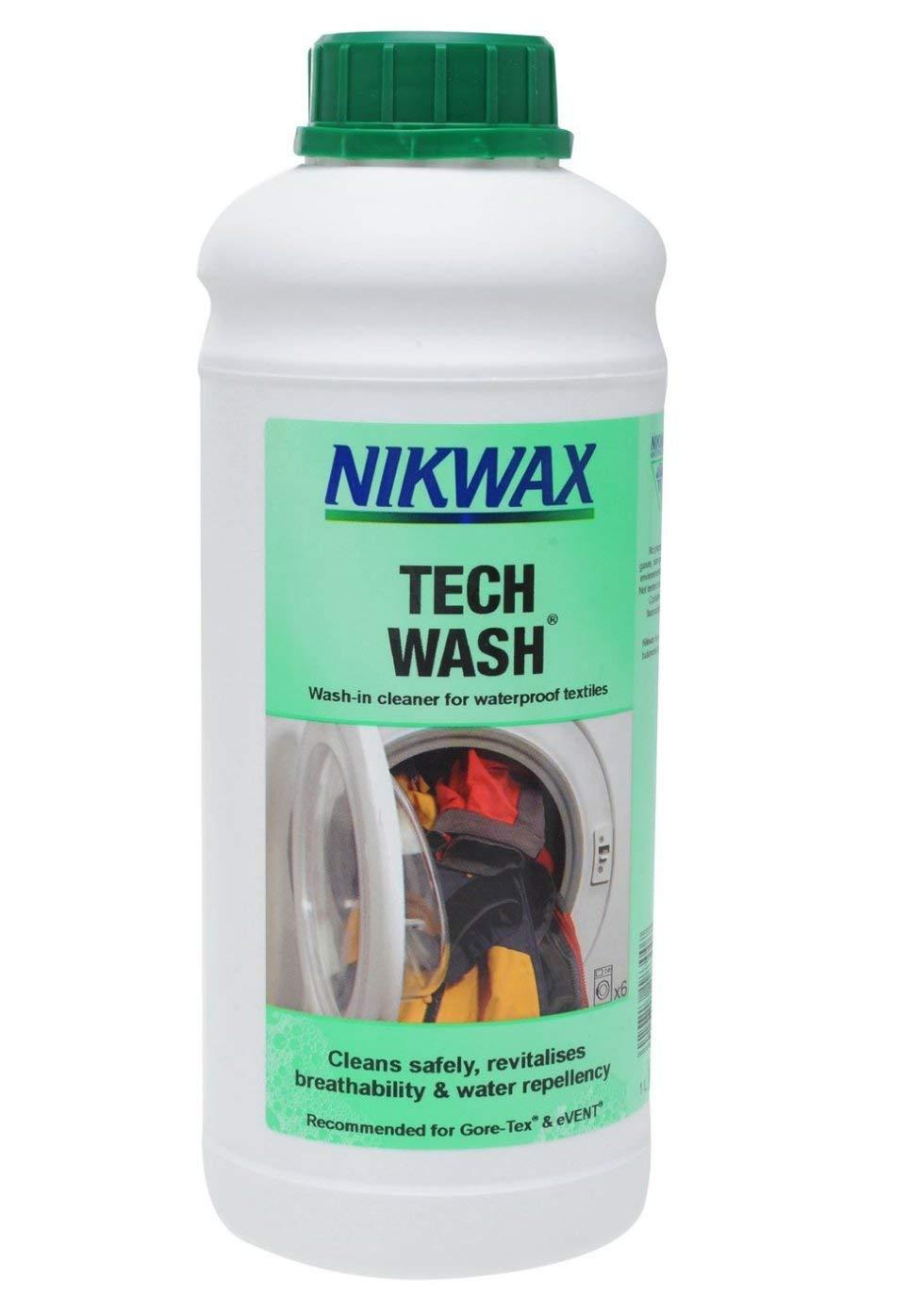 Nikwax Tech Wash 1000ml by Nikwax