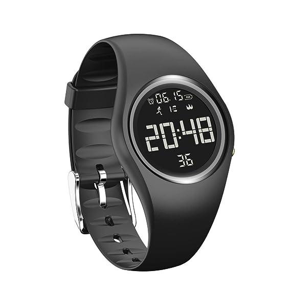 Amazon.com: Star_wuvi Fitness Tracker HR, Activity Tracker ...