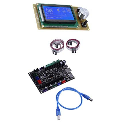Amazon com: Dolity PCB 32bit 3D Printer Control Board Smoothieboard