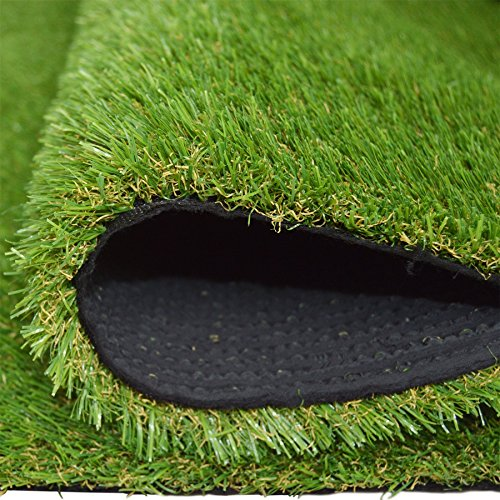 Review Synthetic Turf Artificial Lawn Fake Grass Indoor Outdoor Landscape Pet Dog Area