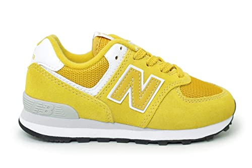 basket new balance jaune