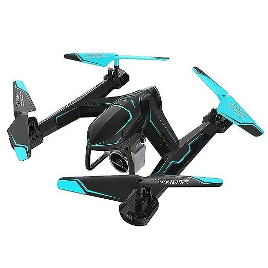 LEDU Drone con Luces LED Quadcopter HD en Tiempo Real fotografía ...