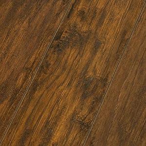 8mm Laminate Flooring brown maple 8mm laminate flooring from cascade laminate Inhaus Timeless Impressions Shenandoah Hickory 8mm Laminate Flooring 29552 Sample