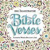 Kyпить 100 Illustrated Bible Verses: Inspiring Words. Beautiful Art. на Amazon.com