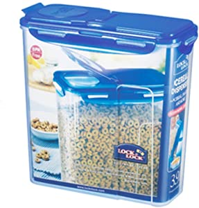 Lock & Lock Cereal Tray HPL951 2Set / Gift / Food / Kitchen / Vegetable / Bundle Sale / Refrigerator / Freezer / Restaurant / Special Price / Cooking / Multipurpose
