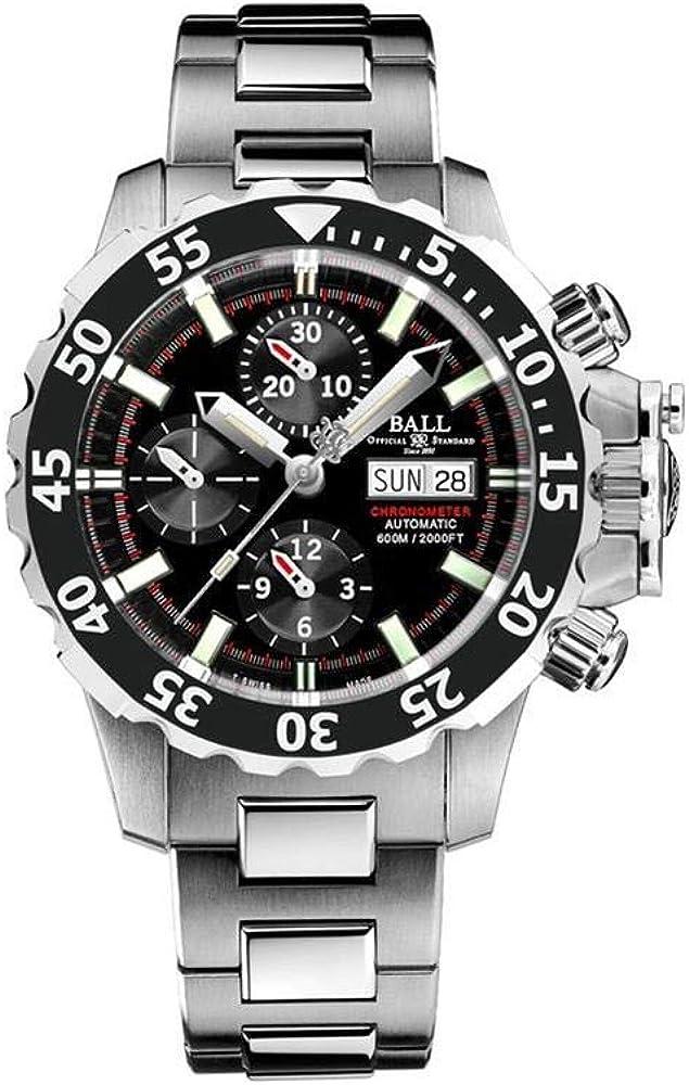 Reloj Ball Engineer Hydrocarbon NEDU, Titanio ,Cronógrafo