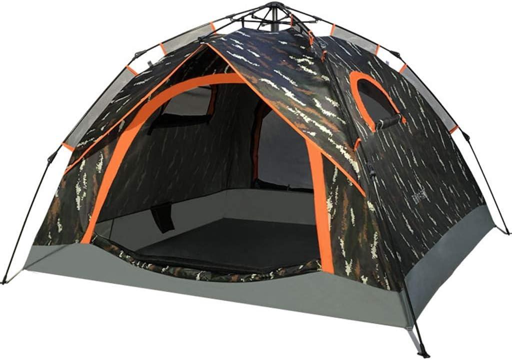 Tiendas Solo Toque Camping Al Aire Libre Montaña Gruesa ...