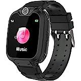 Smart Watch for Kids, TKSTAR Kids Waterproof Smartwatch with SOS Anti-Lost Touch Screen,Alarm SIM Card Game Smartwatch…
