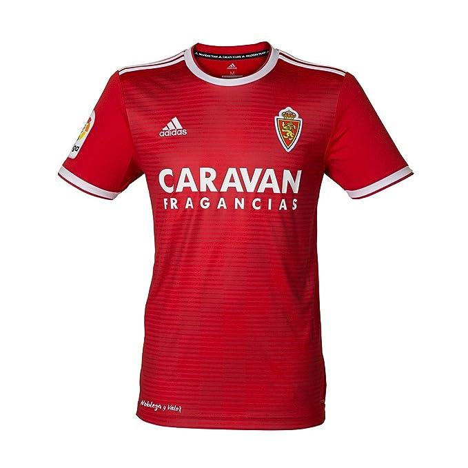 adidas Real Zaragoza Segunda Equipación 2018-2019 4f0dc98c9c4d9