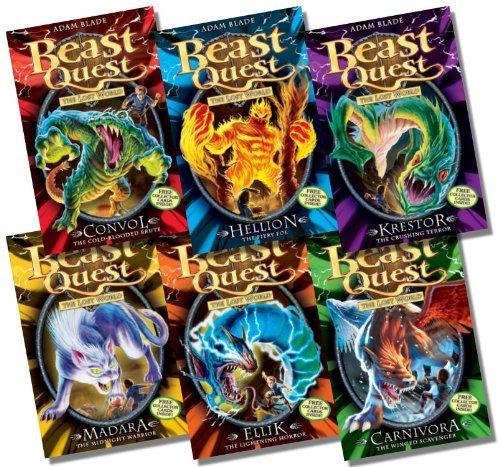 beast quest 39 - 2