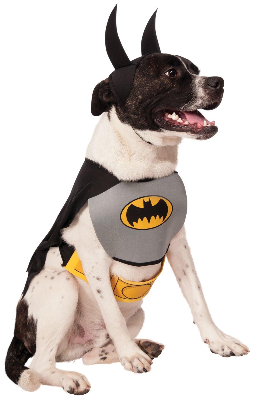 Classic Batman Pet Costume - XL