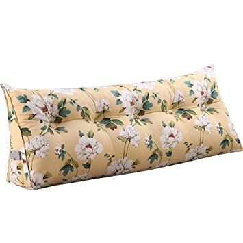 Amazon.com: JIMI-I Cojín de lona de algodón para la espalda ...