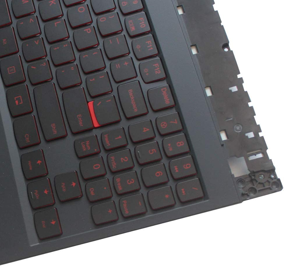 Laptop Replacement Keyboard FIt Lenovo Legion Y530 Y7000 SN20M27400 PC5YB US Layout with C Shell