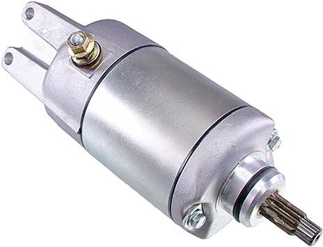 TRX500FPA FourTrax Rincon GPS 09-14 //31200-HN2-003 499cc 31200-HN2-A01 //12 Volt DB Electrical SMU0314 Starter For Honda ATV TRX500FA FourTrax Foreman Rubicon 2001-2014 TRX500FGA 04-08