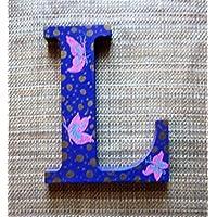 nursery art nursery wall letters wall art wall letters andrea lapins art letter l wall letter l initial l