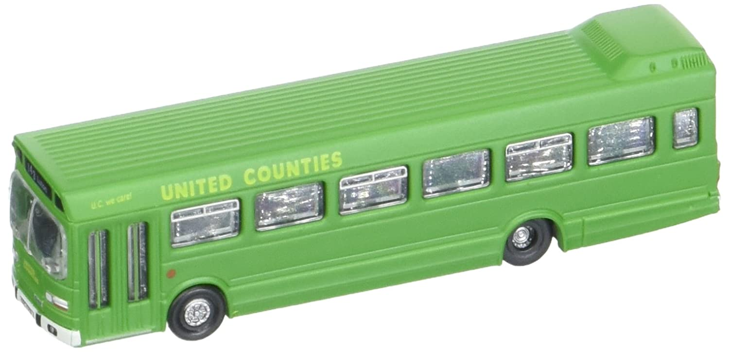 Bachmann Europe Graham Farish G379-576 Leyland National United Counties N Scale Model Train
