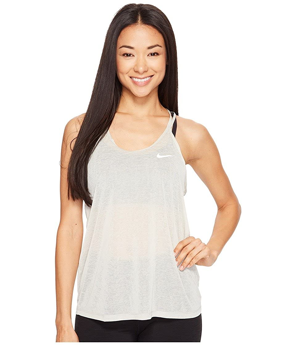 6e3cd9a70d Nike Women's Dri-fit Cool Breeze Strappy Running Tank Top at Amazon Women's  Clothing store: