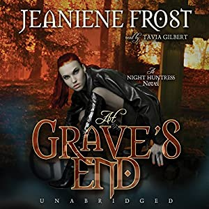 At Grave's End Audiobook