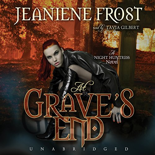 At Grave's End: Night Huntress, Book 3 Audiobook [Free Download by Trial] thumbnail