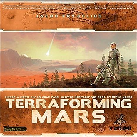 Terraforming Mars: Amazon.es: Juguetes y juegos