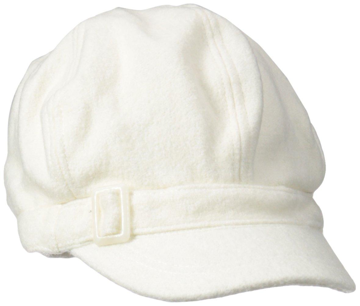 Nine West Women's Boucle Newsboy Hat, Winter White, One Size by Nine West