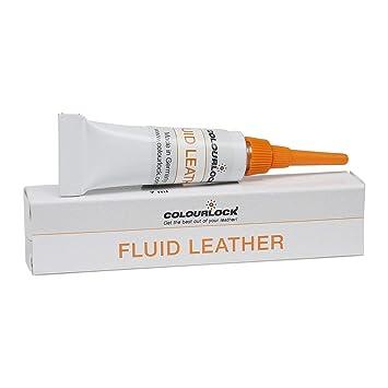 COLOURLOCK – Líquido Piel Filler 0,23 FL OZ/7 ml para Rellenar o reparación pequeños agujeros, lágrimas, profundo arañazos y grietas en piel asientos ...